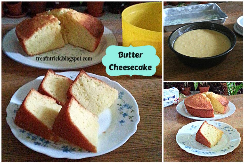 Treat Trick Butter Cheesecake Recipe
