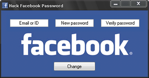 facebook id password hacker software free