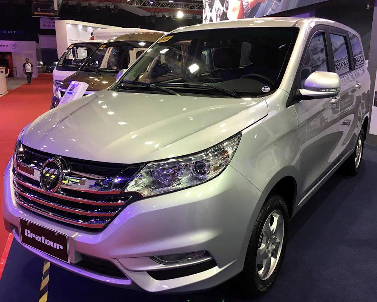 Backup Camera System >> Foton Philippines Prices 2019 Gratour iM6 MPV (w/ Specs)   Philippine Car News, Car Reviews ...