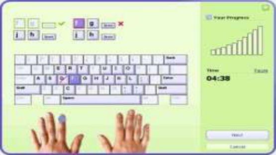Typing Master screenshot 2