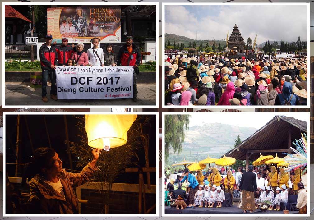 Dieng Culture Festival 2018