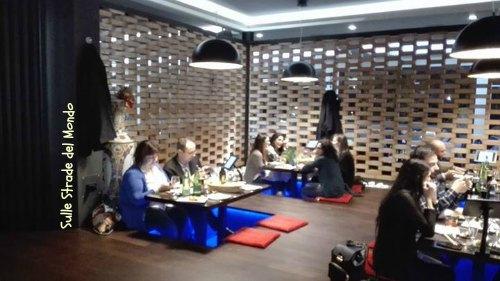 ristorante giapponese sushi san roma magliana