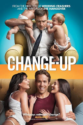 Affiche du  film The Change-Up
