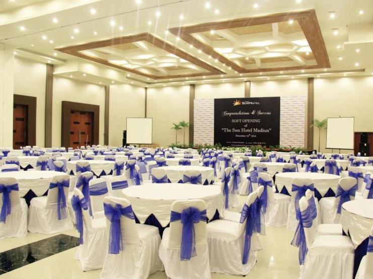 The Sun Hotel terbaik dan mewah di kota Madiun, Jawa Tengah Indonesia
