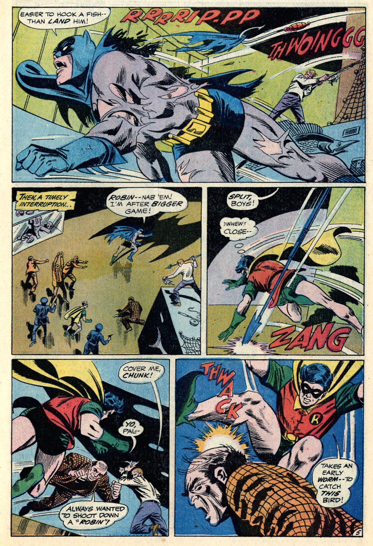Detective Comics (1937) 390 Page 6