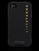 OtterBox Commuter Series case for iPhone 4/4S introduced, a Special Edition LIVESTRONG Product