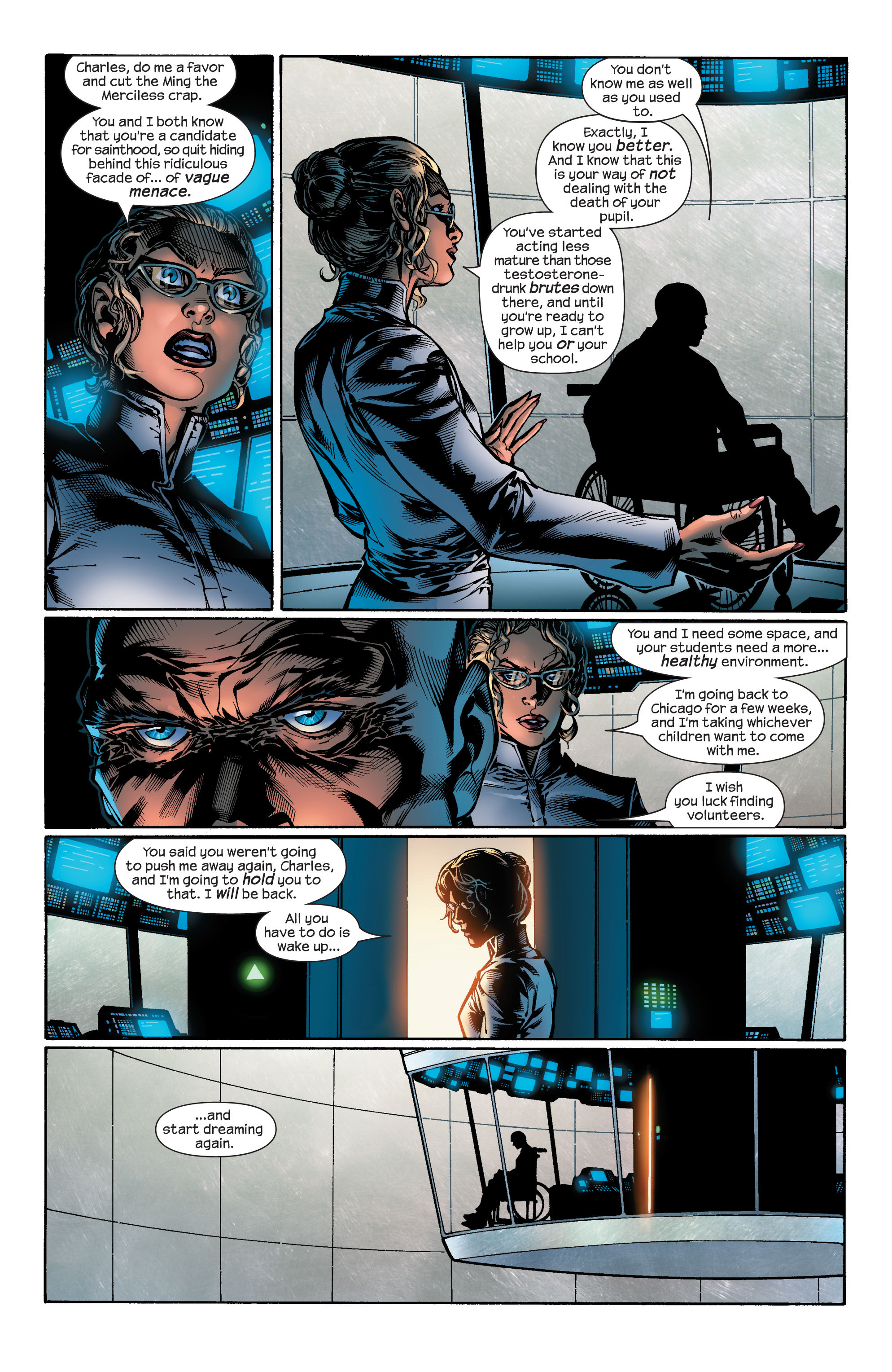 Read online Ultimate X-Men comic -  Issue #46 - 12