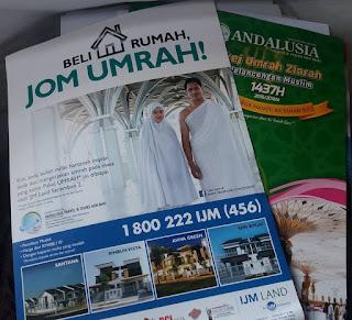 Kempen 'Jom Umrah, Beli Rumah' oleh IJM Land Berhad