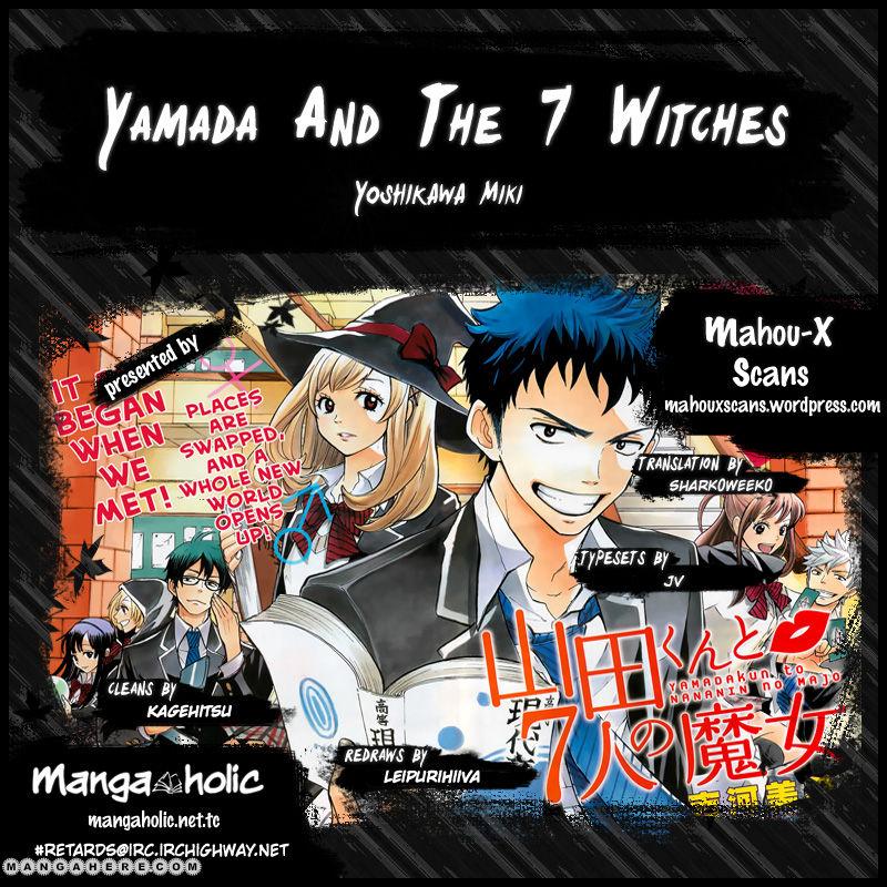 Yamada-kun to 7-nin no Majo 32