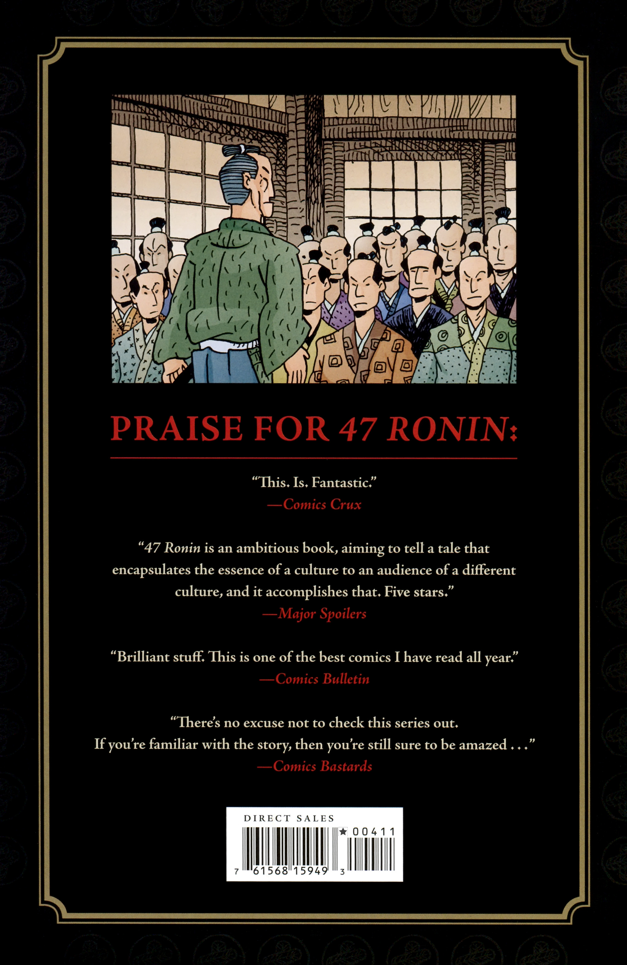 Read online 47 Ronin comic -  Issue #4 - 32