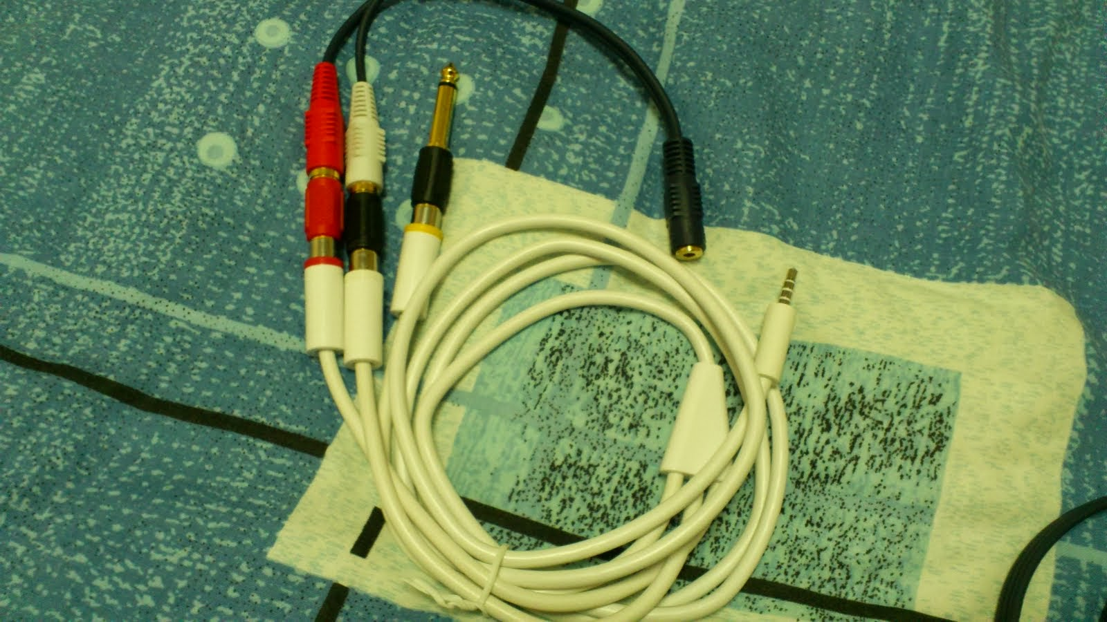 Diy Guitar Cable : diy guitar cable for ipad iphone irig diy techie karrie ~ Hamham.info Haus und Dekorationen