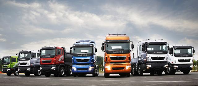 Đánh giá xe tải Daewoo