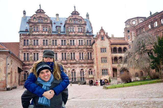 Viajes Chavetas - Heidelberg (Alemania)