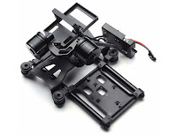 XK Two Axis Gimbal Slider