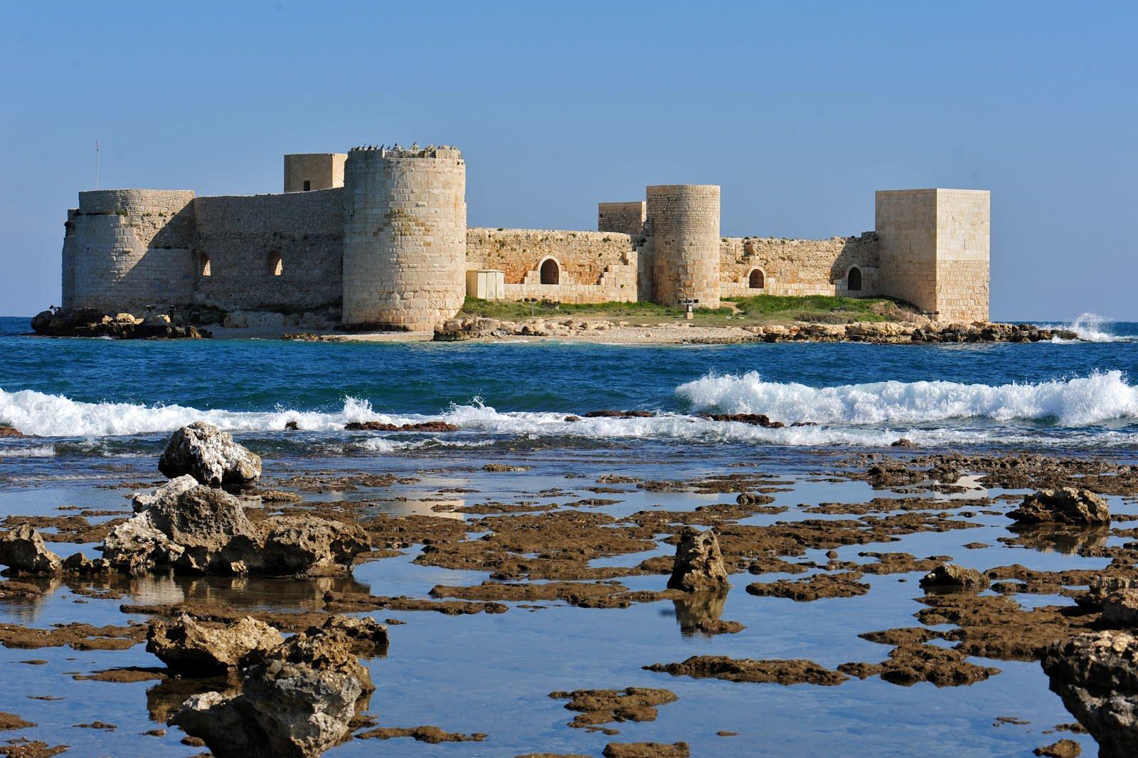 Image result for Kızkalesi Castle