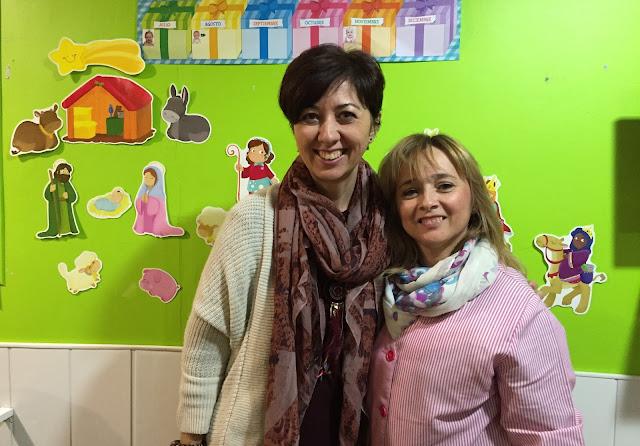 """Formación de Spiral Personal en el Centro de Educación Infantil """" Pita Pita """""""