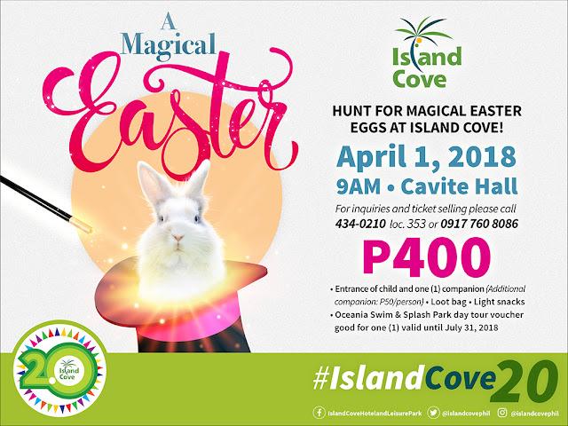 Island Cove Easter 2018