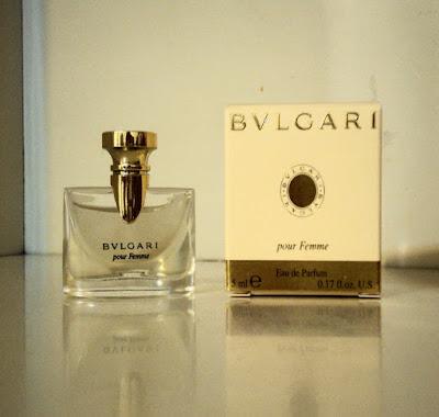 Parfum Wanita terbaik Bvlgari Pour Femme