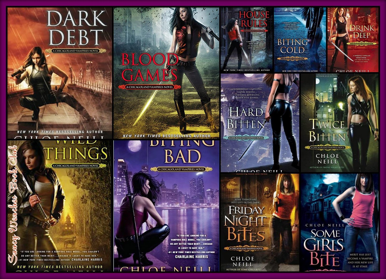 It's No Secret That Many Of Us Adore Chloe Neill's Chicagoland Vampires  Series Since We've Talked About It Early And Often As Long As We've Been A  Blog