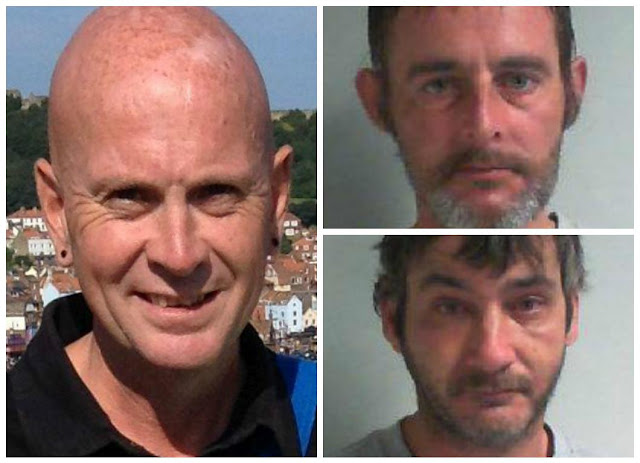 "Two men jailed for life at Leeds Crown Court for ""evil"" murder of Bradford man Richard Walker in Scarborough"