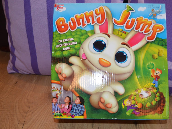 Bunny Jump by University Games Review