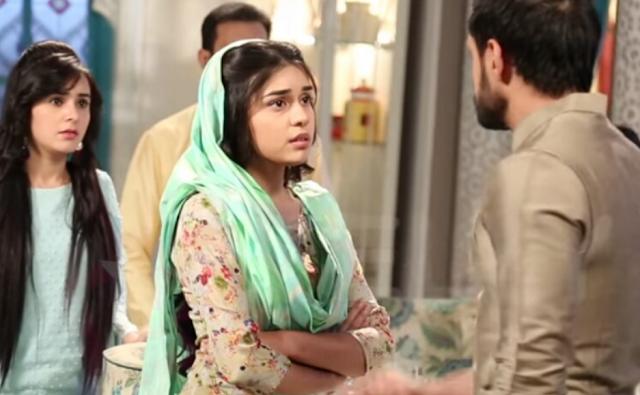 Huge Twist : Zara and Kabir's major clash in Ishq Subhan Allah