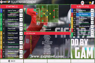 Download FTS Mod FIFA 19 AFF Suzuki Cup 2018