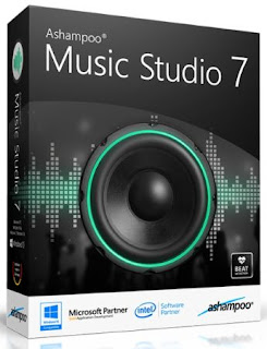 Ashampoo Music Studio 7.0.2.5 Multilingual Full Version