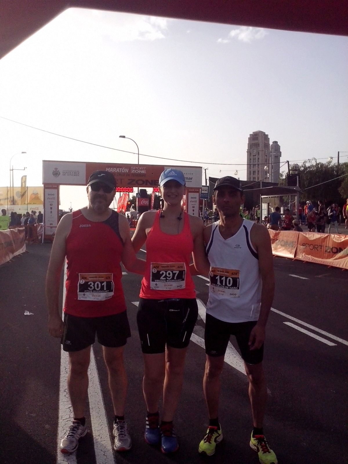 II Maratón Internacional Sport Zone de Santa Cruz de Tenerife 829b8b8cdb740