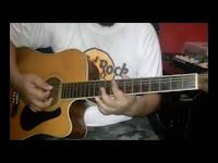 Belajar Kunci Gitar A# (Bb) Mayor, Cara Mudah, Cepat & Benar, Latihan Gitar Dasar