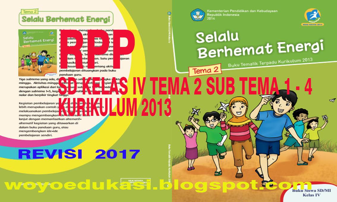 Download Rpp Kelas Tema 3 Unduh Rpp Kurikulum Tema 2 Sub Tema 1 Edukasi Suwoyo Com Rpp Tematik