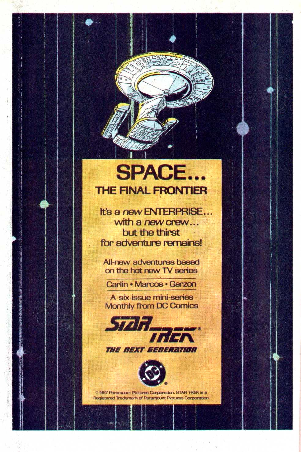 Read online Secret Origins (1986) comic -  Issue #23 - 39