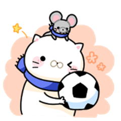 soccer cats & mice part2