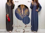 1132 Cleopatra Denim Maxi SOLD OUT