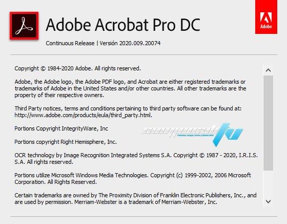Adobe Acrobat Pro DC Full 2021