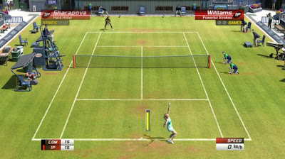 Virtua Tennis 3 Free Download Gameplay