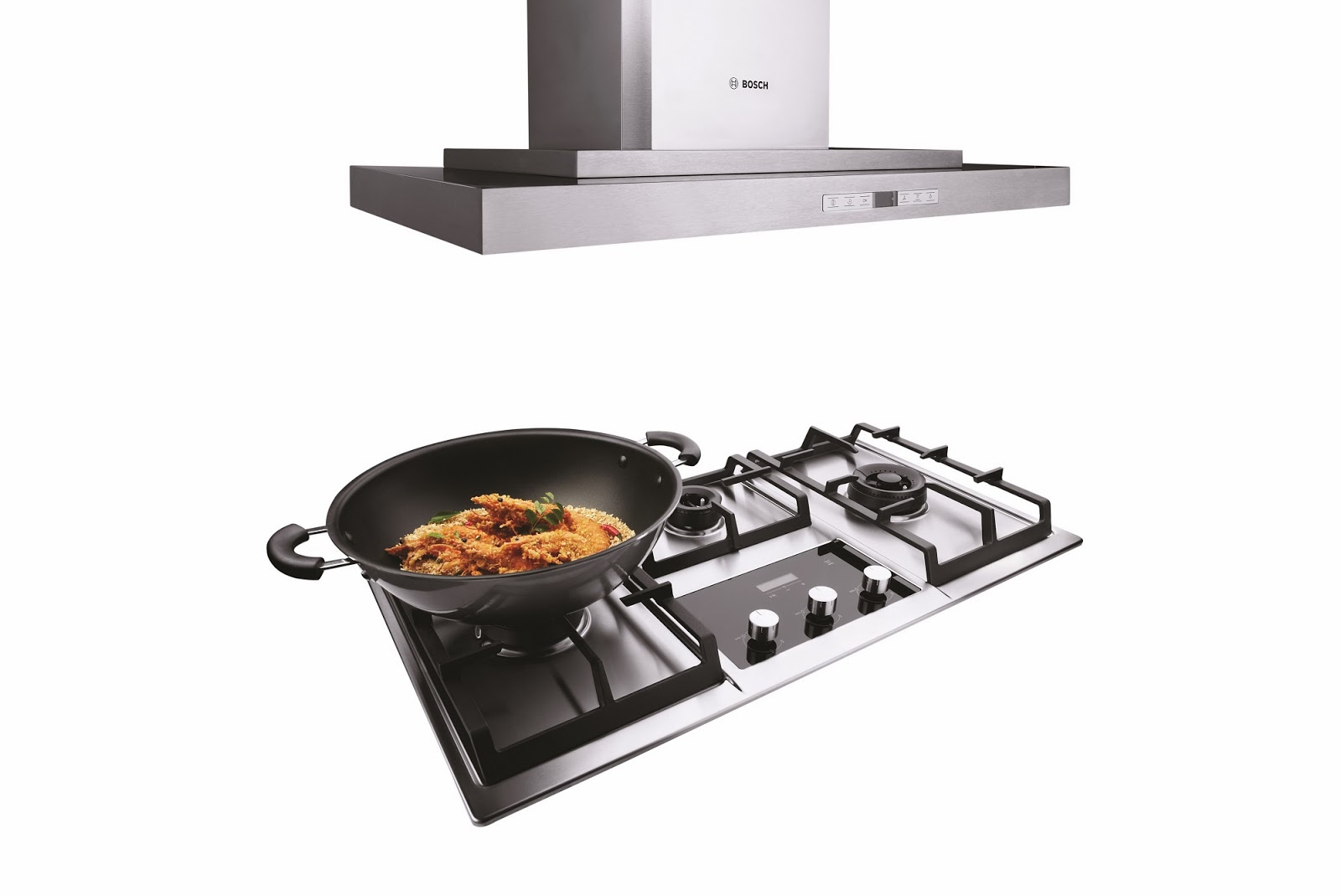 Chinese Kitchen Range Hood Little Helper Stool The Launch Of Intelligent Bosch Asian With