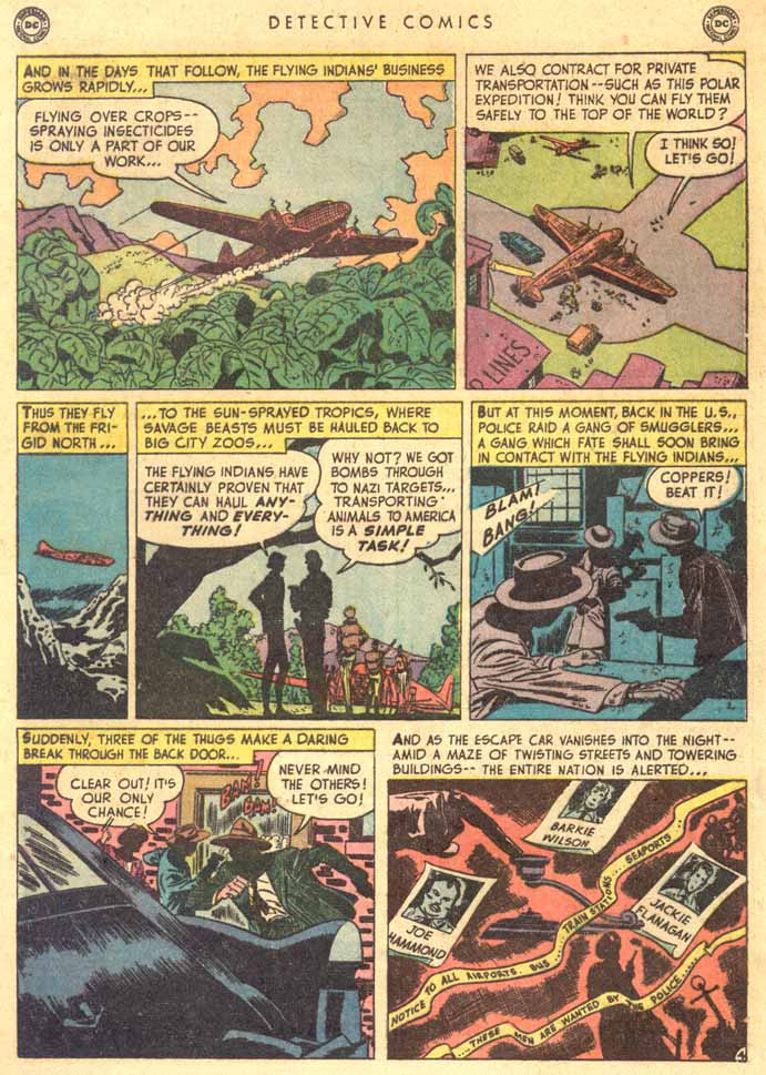 Read online Detective Comics (1937) comic -  Issue #160 - 41