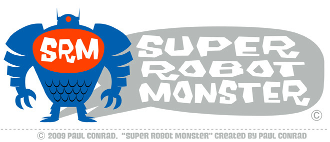 super robot monster