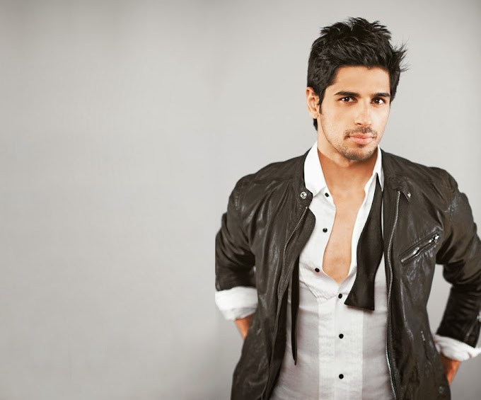 Bollywood Actor Sidharth Malhotra Childhood Photos