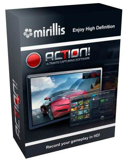Mirillis Action! 1.20.2.0 + Key