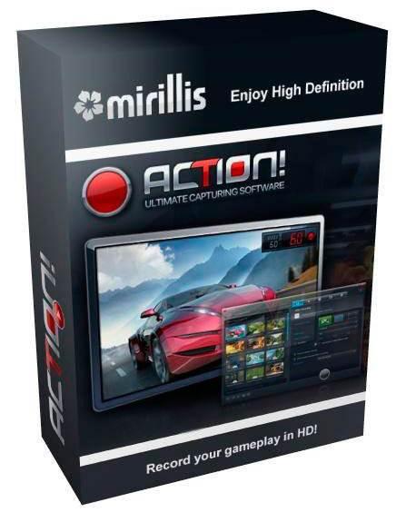 Mirillis Action! 1.20.2.0 + Key