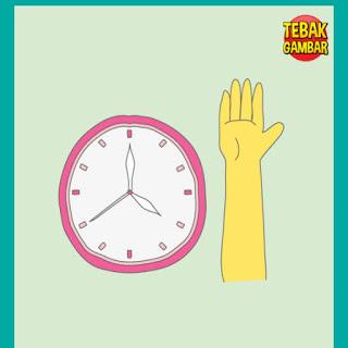Tebak Gambar Jam dan Tangan