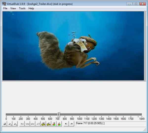 Software edit video terbaik yang bisa dicoba - Virtual Dub