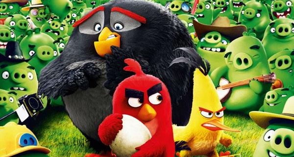 Crítica Angry Birds: La Película