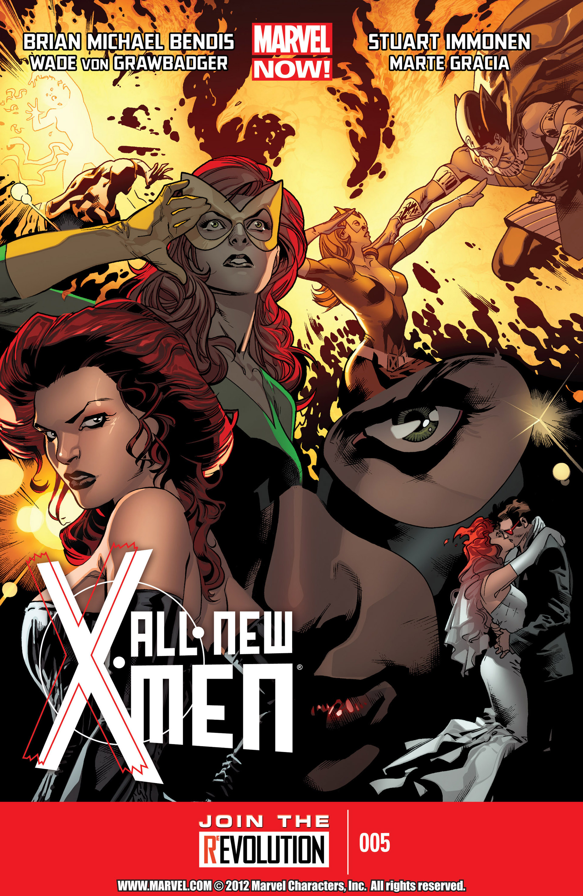 Read online All-New X-Men (2013) comic -  Issue #5 - 1