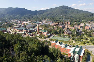 Appalachian-State-University-Best-Colleges-for-Teaching-Degrees