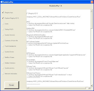 RadioGraPhy Screenshot