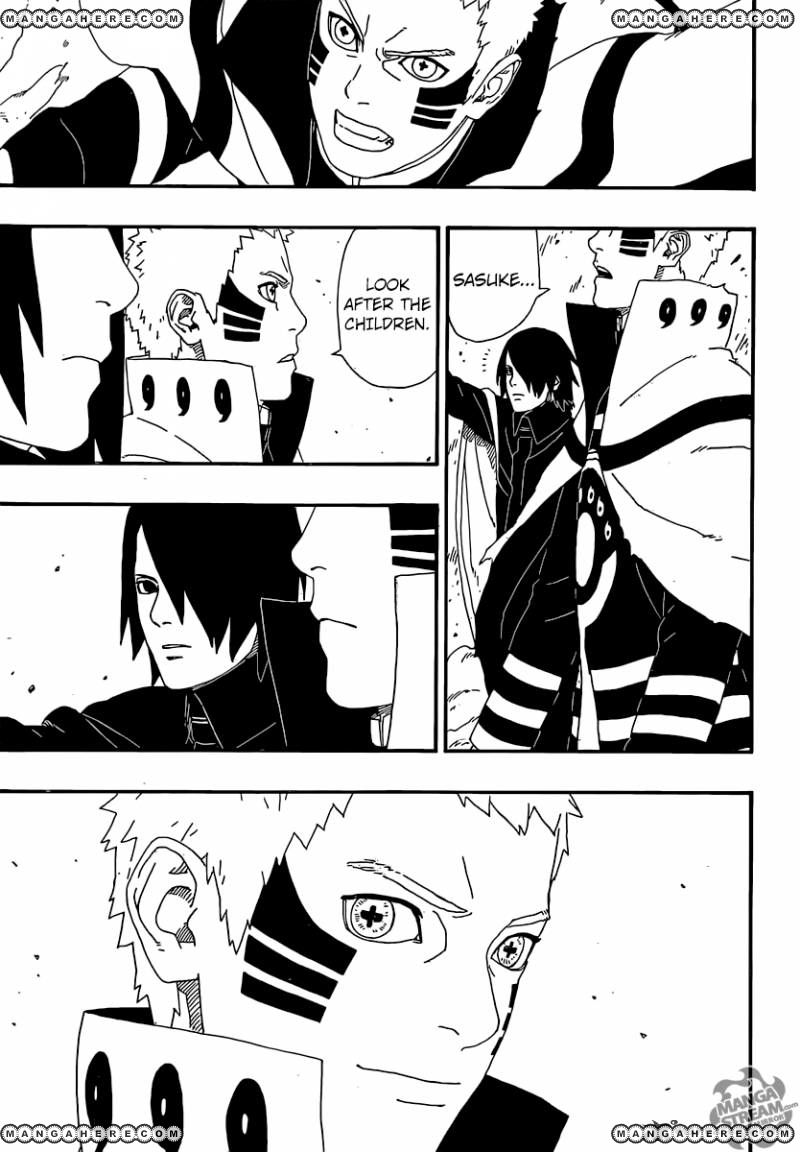 Boruto: Naruto Next Generations - Chapter 5