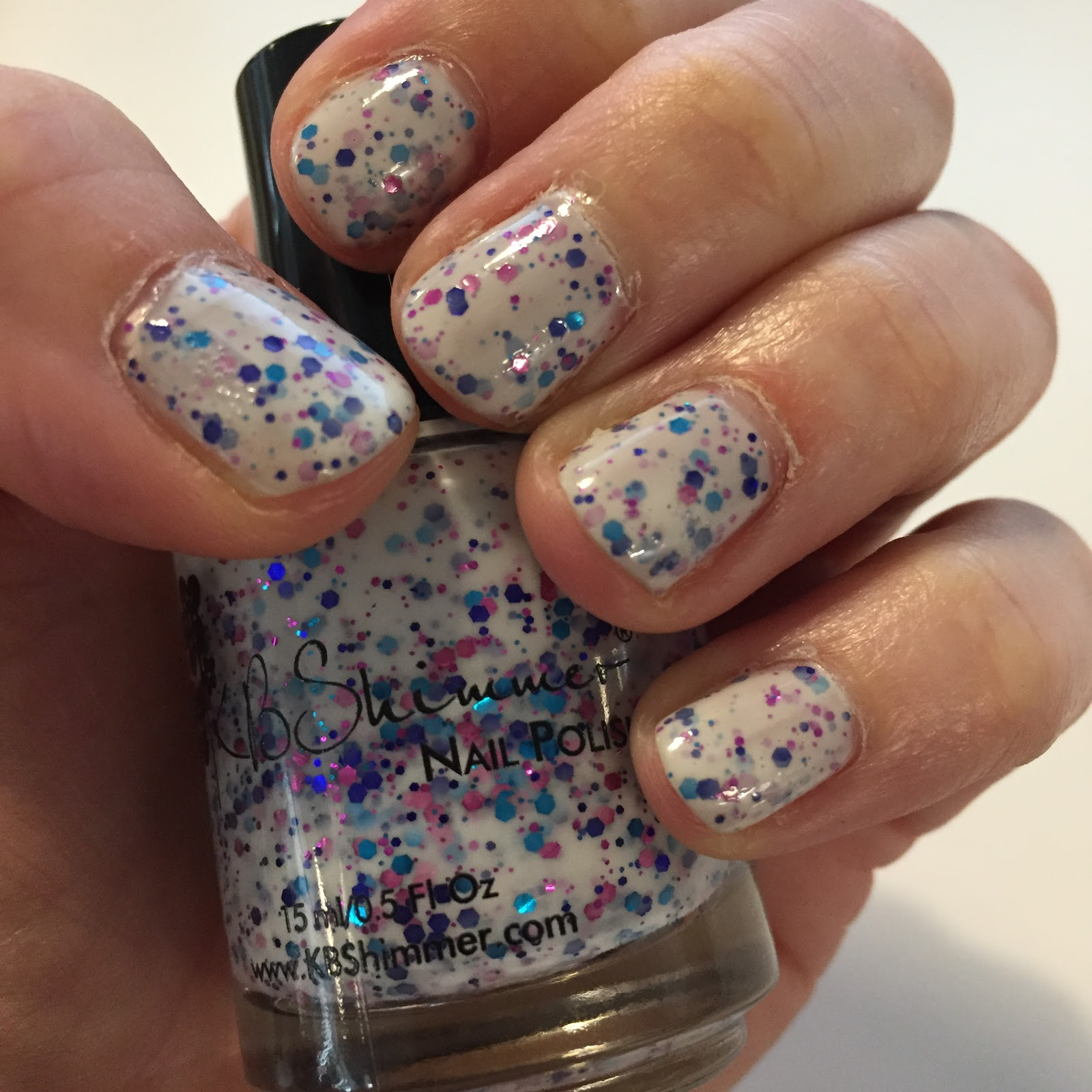 The Beauty of Life: Party On My Nails: KBShimmer Prints Charming ...